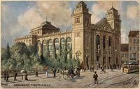 Bromberg. : Stadttheater.